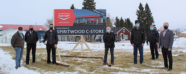 New C-Store, Gas Bar coming to Spiritwood in 2021