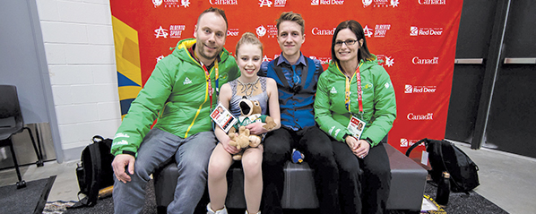 2019 Canada Winter Games – Figure Skating Pre-Novice Pairs and S